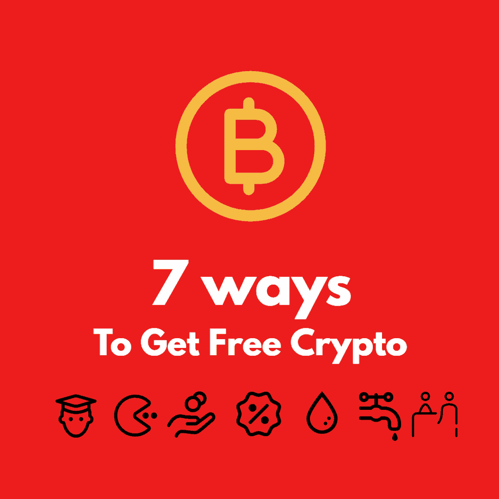 7 ways to get free cryptocurrency and BTC